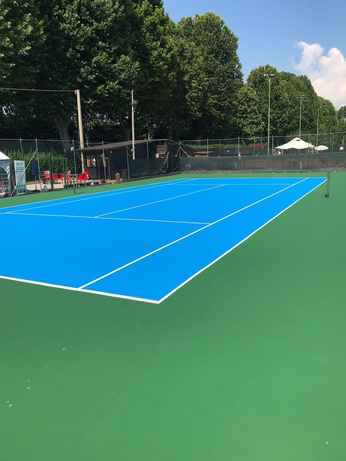 Campo da Tennis – Venaria