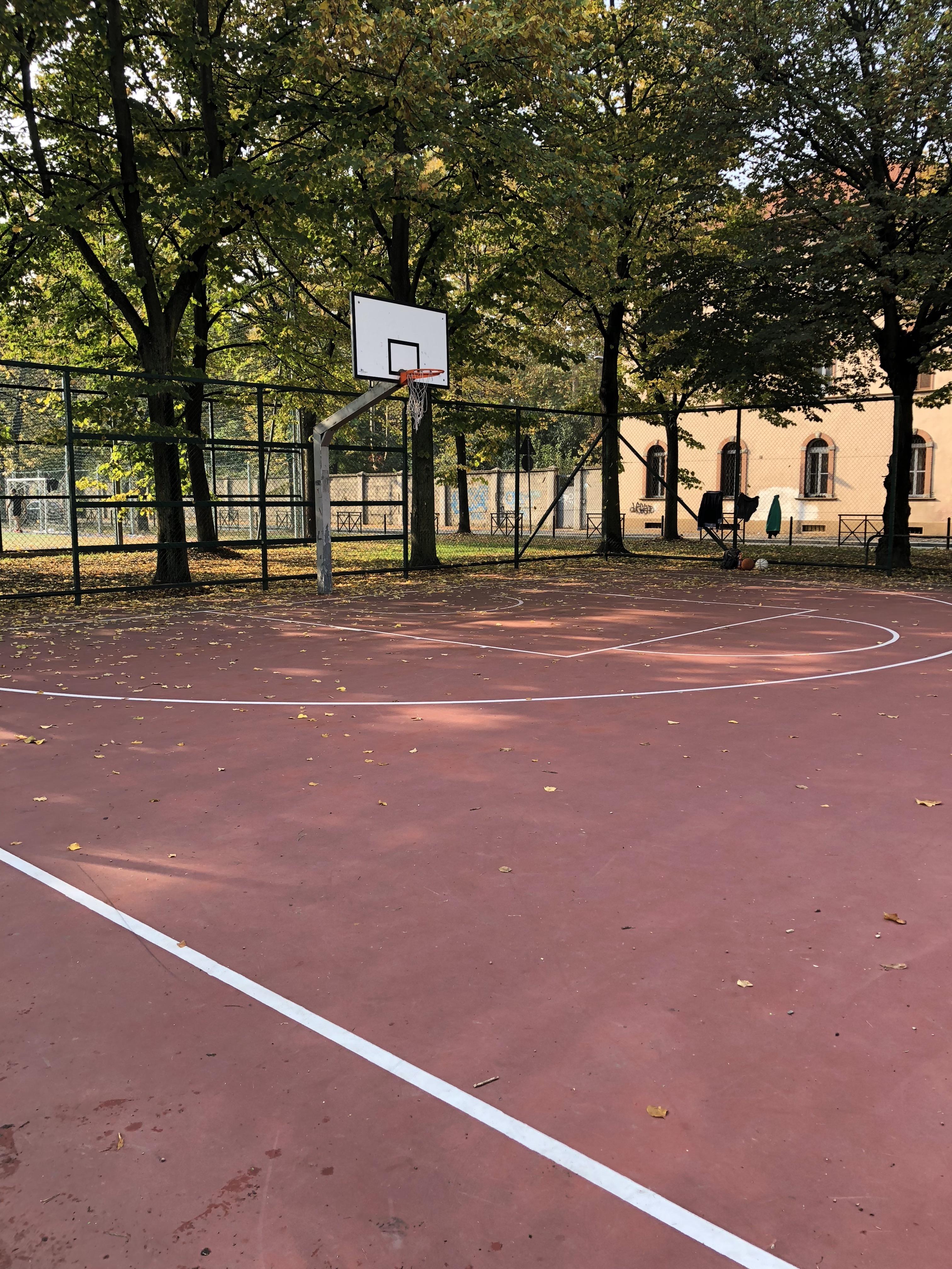 Campo da Basket – Ruffini Torino