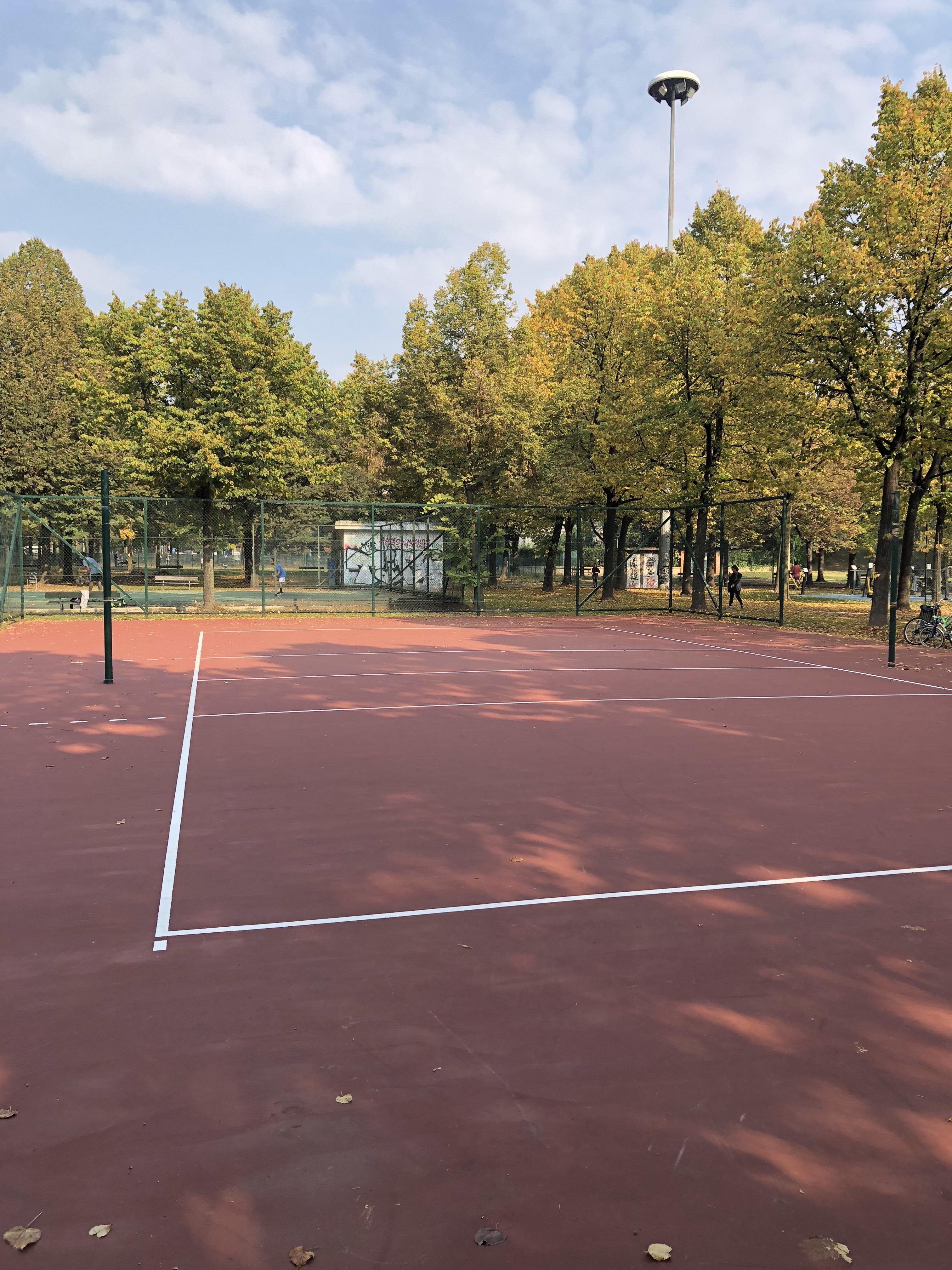 Campo da Volley – Ruffini Torino